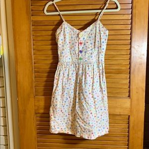 Insight Floral Dress multicolored size XS